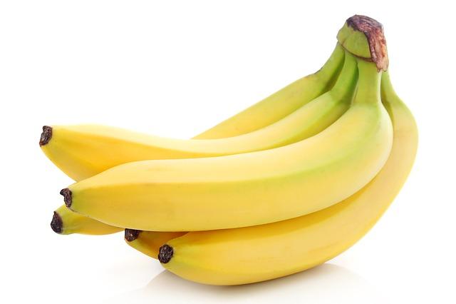複数のバナナ