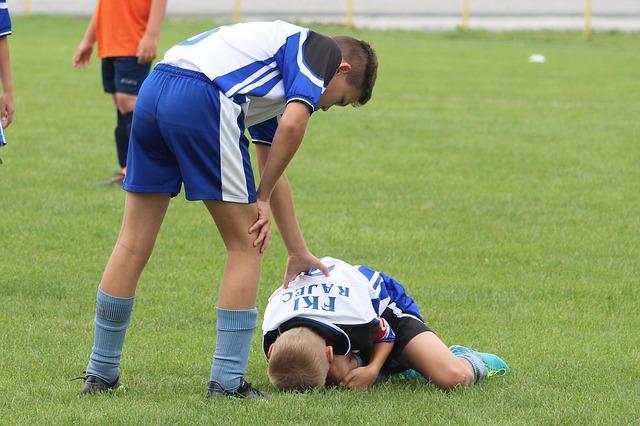 主力選手の怪我