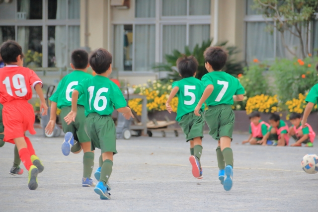 スポーツ少年団