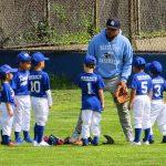 選手とコーチ