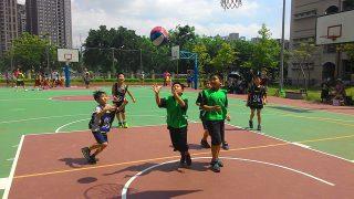 スポーツ少年団の子ども達